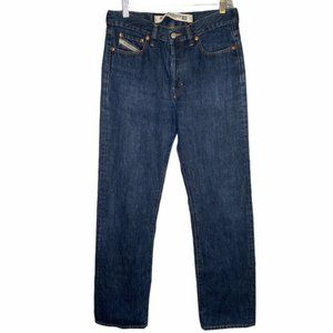 Diesel Kutler button fly dark wash jeans sz 31x32